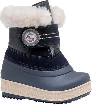 Olang Elfo Kids Winter Snow Boots, UK Child 6/6.5 Navy