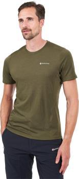 Montane Dart Technical Short Sleeve T-Shirt, L Kelp Green