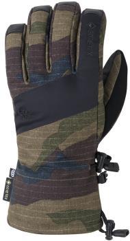 686 GORE-TEX Linear Snowboard/Ski Gloves, M Dark Camo