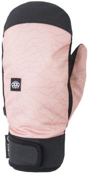 686 Mens Mountain Men's Snowboard/Ski Mitts, M Dusty Pink Hyperchromic