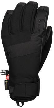 686 GTX Linear Under Cuff Insulated Snowboard/Ski Glove, L Black