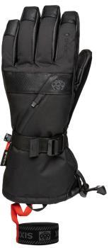 686 GTX Smarty 3-in-1 Gauntlet Insulated Snowboard/Ski Glove, M Black