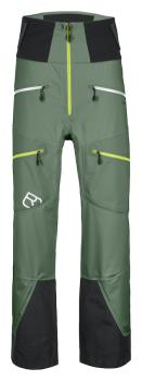 Ortovox 3L Guardian Shell Ski/Snowboard Pants, L Green Forest