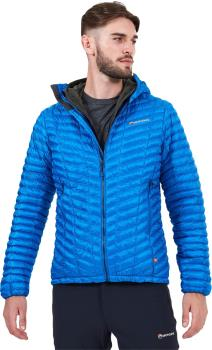 Montane Icarus Lite Insulated Hiking Jacket, L Electric Blue