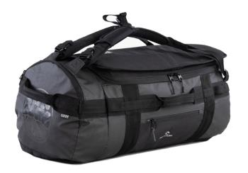 Ripcurl F-Light Search Cordura Travel Duffel Bag, 45L Midnight 2