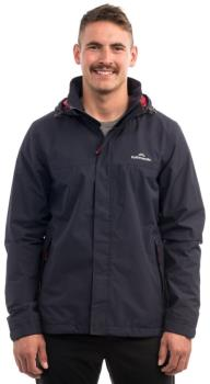 Kathmandu Andulo Waterproof Shell Jacket, S Midnight Navy