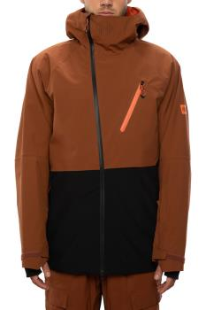 686 Hydra Thermagraph Snowboard/Ski Jacket, L Clay Colorblock