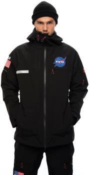 686 NASA Exploration Thermagraph Snowboard/Ski Jacket, M Black