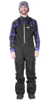 Picture Charles Ski/Snowboard Bib Pants, S Black