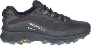 Merrell Moab Speed Gore-Tex Walking Shoes, UK 12 Black/Asphalt