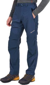 Montane Terra Pant Regular Technical Softshell Trousers M Astro Blue