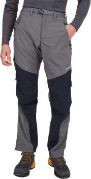 Montane Terra Pants Long Technical Softshell Trousers, XXL Graphite