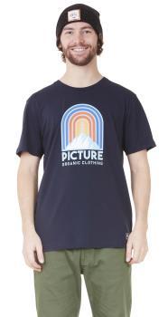 Picture Gorak Short Sleeve T-Shirt, XL Dark Blue