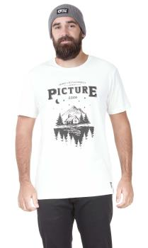 Picture Odell Short Sleeve T-Shirt, L White