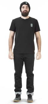 Picture WWF Classic Short Sleeve T-Shirt, M Black