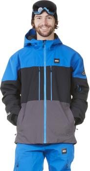 Picture Object Insulated Snowboard/Ski Jacket, M Black/Blue