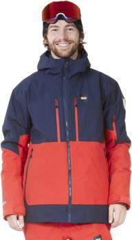 Picture Duncan 3-in-1 Snowboard/Ski Jacket, S Red