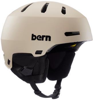 Bern Macon 2.0 MIPS Ski/Snowboard Helmet, S Matte Sand