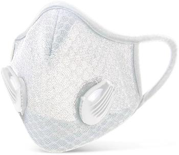 Medipop Adult Unisex Washable Protective Reusable Face Mask, One Size White