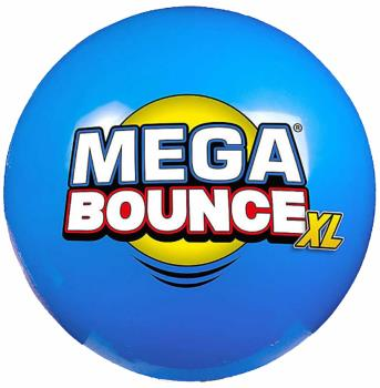 Wicked Mega Bounce XL Inflatable Bouncing Ball, 2.5M Blue