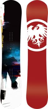 Never Summer Proto Synthesis Hybrid Camber Snowboard, 157cm Wide