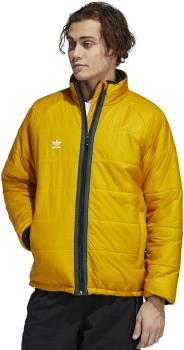 Adidas Midlayer Ski/Snowboard Insulated Jacket, L Yellow