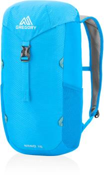 Gregory Adult Unisex Nano 16 Travel Backpack, 16l Mirage Blue