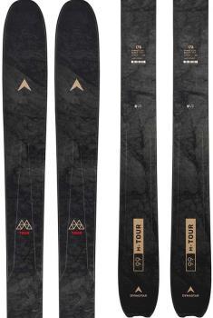 Dynastar M-Tour 99 Ski Only Skis, 178cm Black/Red 2022