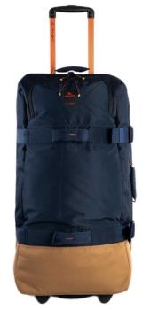 Ripcurl F-Light Global Hyke Wheeled Bag/Suitcase, 100L Navy
