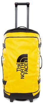 "North Face Rolling Thunder Wheeled Luggage Bag, 30"" 80L Summit Gold"