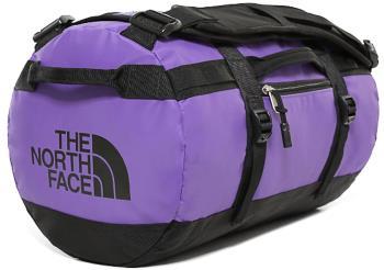 The North Face Base Camp XS Duffel Travel Bag, 33L Peak Purple