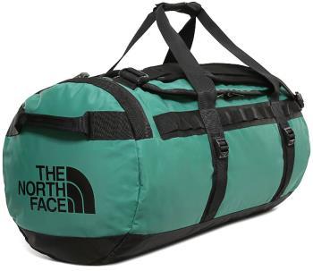 North Face Base Camp Medium Duffel Travel Bag, 71L Burnt Olive Green