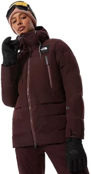 The North Face Pallie Women's Down Ski/Snowboard Jacket L Root Brown