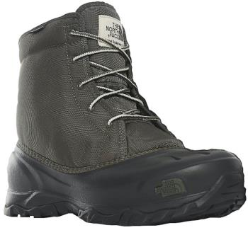 The North Face Adult Unisex Tsumoru Men's Snow Boots, Uk 8 New Taupe Green