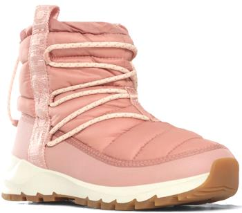 The North Face Adult Unisex Thermoball Lace Iii Women's Snow Boots, Uk 4 Pink