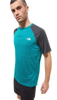 The North Face Adult Unisex Varuna Short Sleeve T-Shirt, L Fanfare Green