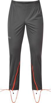 OMM Men's Kamleika Waterproof Running Fitness Pants, XL Grey