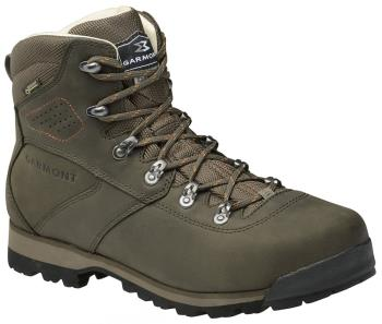 Garmont Pordoi Nubuck GTX® Men's Hiking Boots, UK 7 Olive/Orange
