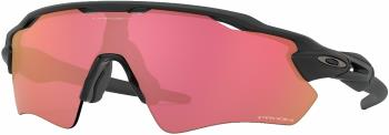Oakley Radar EV Path Prizm Snow Torch Sunglasses, M Matte Black