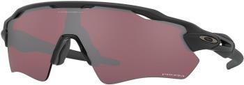 Oakley Radar EV Path Prizm Snow Black Sunglasses, M Matte Black