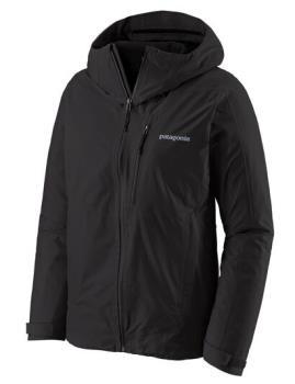 Patagonia Calcite Gore-Tex Women's Waterproof Shell Jacket, L Black