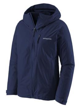 Patagonia Calcite Gore-Tex Women's Waterproof Shell Jacket, M Navy