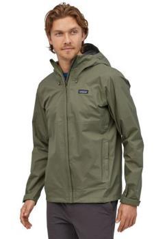 Patagonia Adult Unisex Torrentshell 3l Waterproof Jacket, Xl Industrial Green