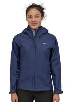 Patagonia Womens Torrentshell 3l Women's Waterproof Jacket, Uk 10 Navy
