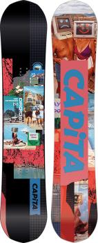 Capita The Outsiders Hybrid Camber Snowboard, 156cm 2021