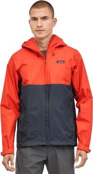 Patagonia Adult Unisex Torrentshell 3l Waterproof Jacket, M Hot Ember