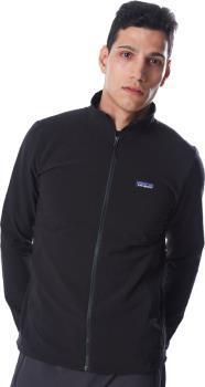 Patagonia R1 TechFace Softshell Jacket, L Black