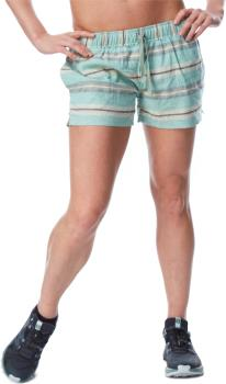 Patagonia Island Hemp Baggies Women's Shorts, UK 8 Green