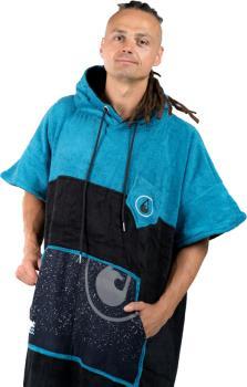 WAVE HAWAII Poncho Towel Change Robe, Large Uno
