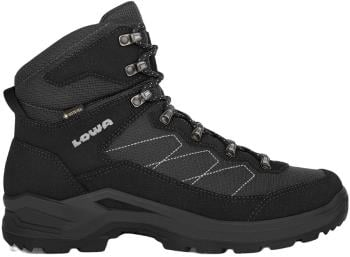 Lowa Taurus Pro GTX Mid Men's Hiking Boots, UK 12 Black